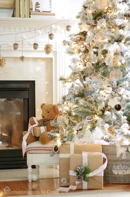 We Heart It | christmas, presents, and tree (516904)