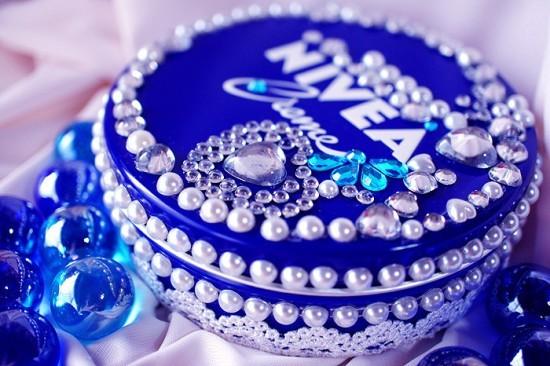 ニベア缶をデコってみようキャンペーン♪ | Azami♪さんのブログ | @beautist (518570)