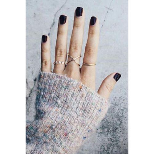 Мои закладки   We Heart It   fashion, nails, and classy (519619)