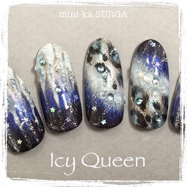 氷の女王ネイル