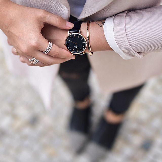 ビッグフェイス時計